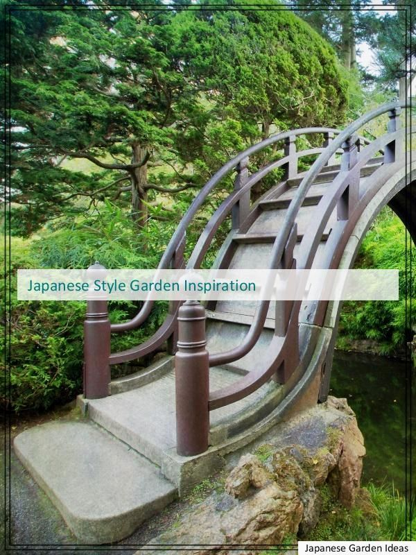 Easy Elements Of A Japanese Style Garden       Japanese Gardens Ideas