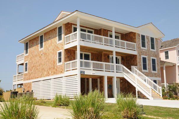 Nags Head Vacation Rental: Carolina Cottage 071 |  Outer Banks Rentals