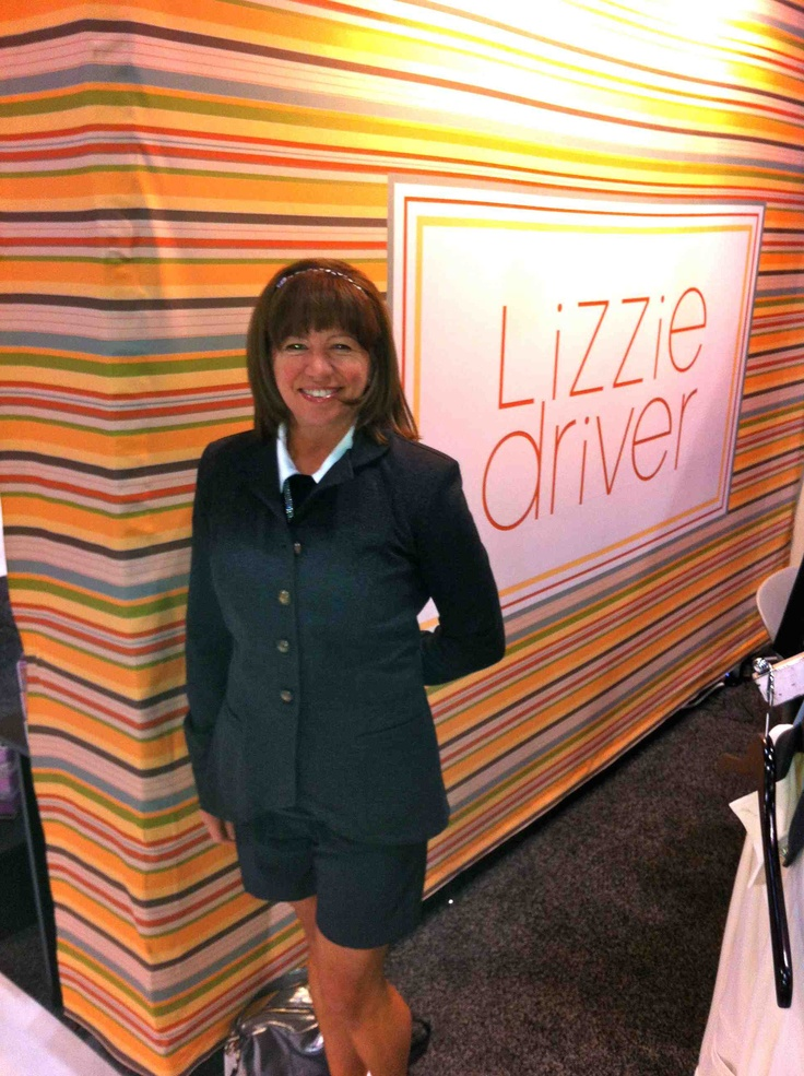Love the jacket from Lizzie Driver and the owners too!!