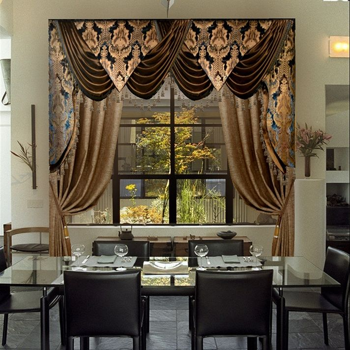508 best elegant drapes and swags images on pinterest | window