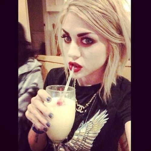 Frances Cobain.