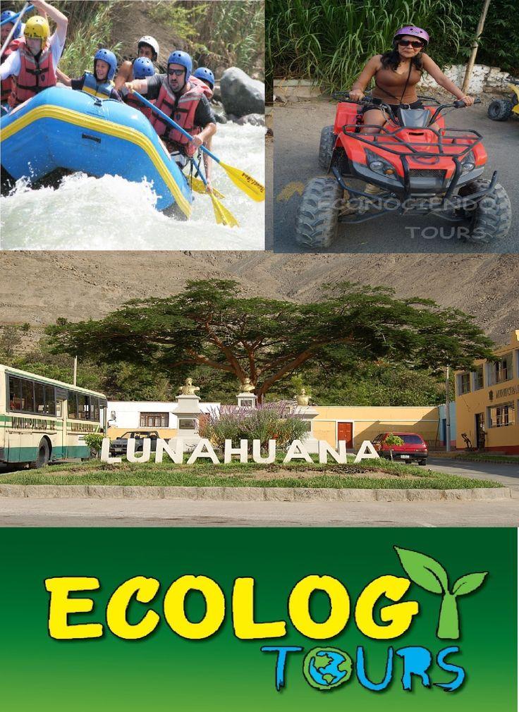 ¡Full day Lunahuaná, canotaje, cuatrimotos y mucho más! ¡Ahora SÍSEPUEDE con 45% de dcto con Ecology Tours y SISEPUEDE PERU POR S/.99! https://www.sisepuede.com.pe/index.php/destacados/viewitem/MjQw