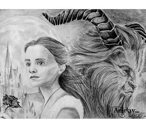 ... Kráska a Zvíře ...