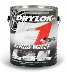 best garage floor epoxy paint drylok