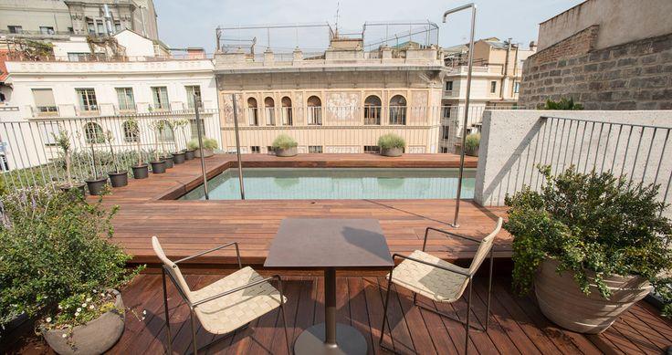 July 2017 ~ Mercer Hotel Barcelona
