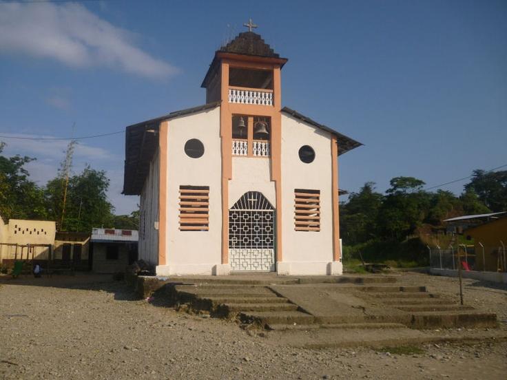 Iglesia Corregimiento de Pacurita
