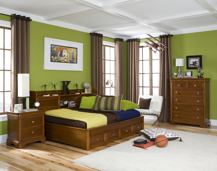 36 best Seths Neon Green Bedroom images on Pinterest Green
