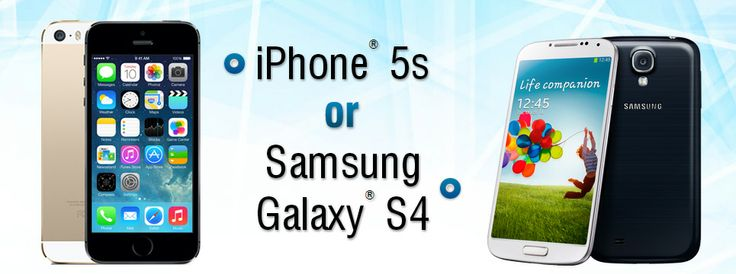 which is the best, iphone 5s or samsung galaxy s4?