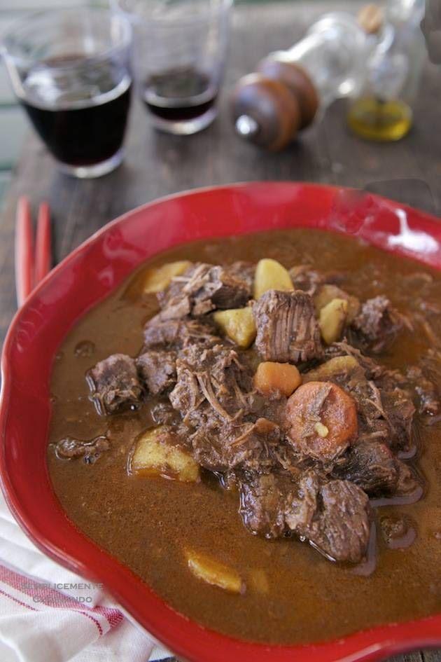 La ricetta del goulash ungherese come lo faccio io