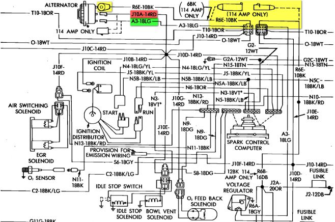15 1985 Dodge Truck Wiring Diagram Truck Diagram In 2020 Trucks Dodge Truck Alternator