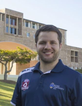 Former OzTREKKer Kyle Mitchell's pathway to physiotherapy started with a baseball scholarship to study at the New Mexico Military Institute in the US. He went on to study a Bachelor of Science at the University of British Columbia before relocating to Australia and enrolling in Bond's Doctor of Physiotherapy.