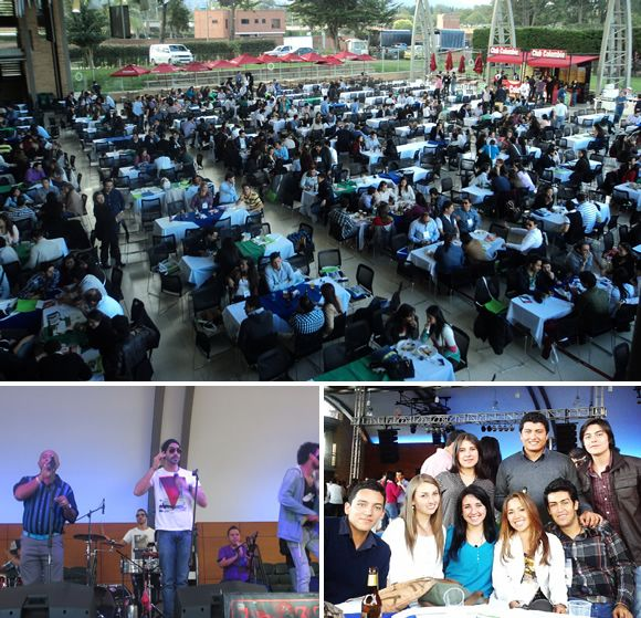 En el Boletin Semanal No 723:  Eciciencia 2013, Oportunidades de financiación para I+I de la UE y LAC , entrega de becas de excelencia, Expociencia expotecnología 2013, Encuentro de Graduados 2013.