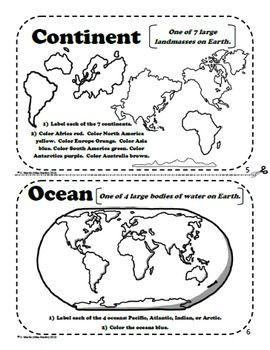 437 best Geography Fun Activities! images on Pinterest