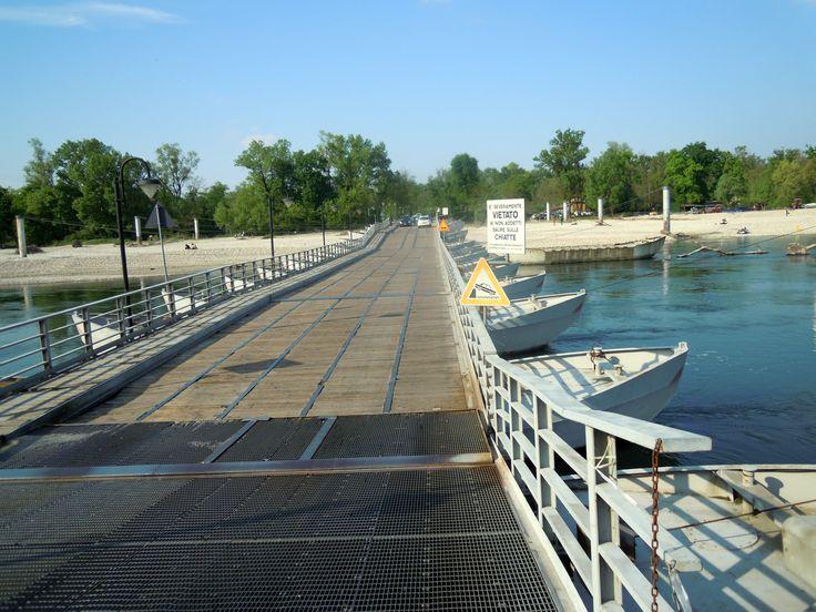 Ponte tipico di bereguardo