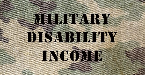 His military disability income won't be taxed. In a Summary Opinion, the U.S. Tax Court ruled that a taxpayer's military disability retirement income was excludable from income, because the tax code provides for exclusion if the taxpayer can show that he would be entitled, upon application to the Veterans Administration, to receive disability benefits. Military retirement payments may be excluded from gross income if they're received as a pension, annuity, or similar allowance for personal…