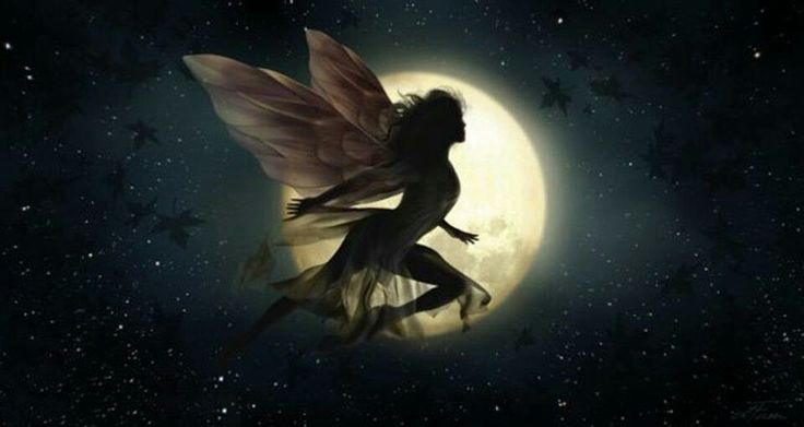 17 Best images about Fairy silhouette. on Pinterest | The ...