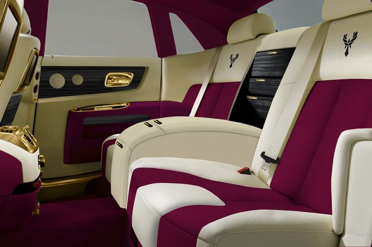 rolls royce fenice milano purple gold interior 2 cars pinterest cars interiors and ghosts. Black Bedroom Furniture Sets. Home Design Ideas