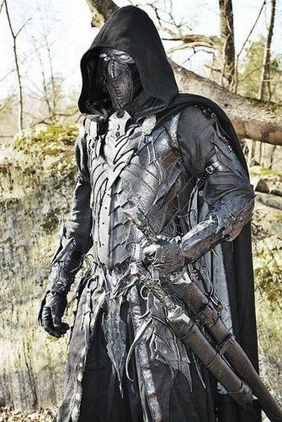 Темный эльф костюм