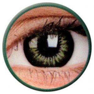 Lentile de contact colorate verzi Big Eyes Party Green - http://lensa.ro/lentile-contact-colorate/big-eyes/bigeyes-green