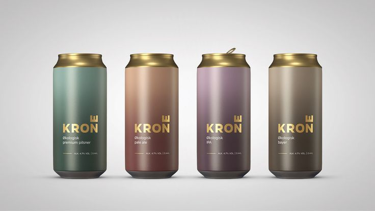 Packaging design for Krone Beer by the team from Creuna Norge  See more: http://mindsparklemag.com/design/krone-beer-packaging-design/  Like Mindsparkle Mag on Facebook