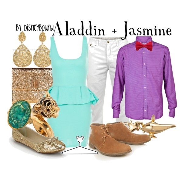 how to make an aladdin outfit