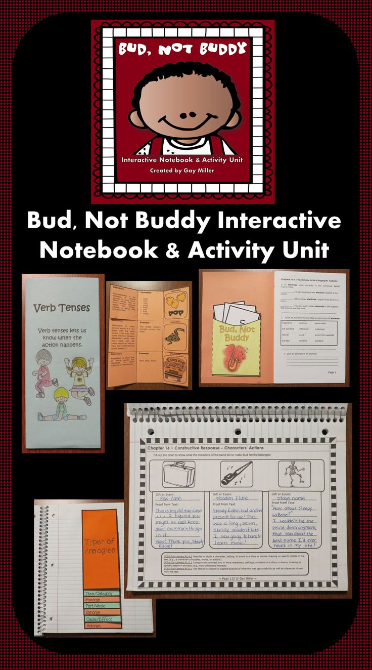 62 Best Bud Not Buddy Resources Images On Pinterest Creative