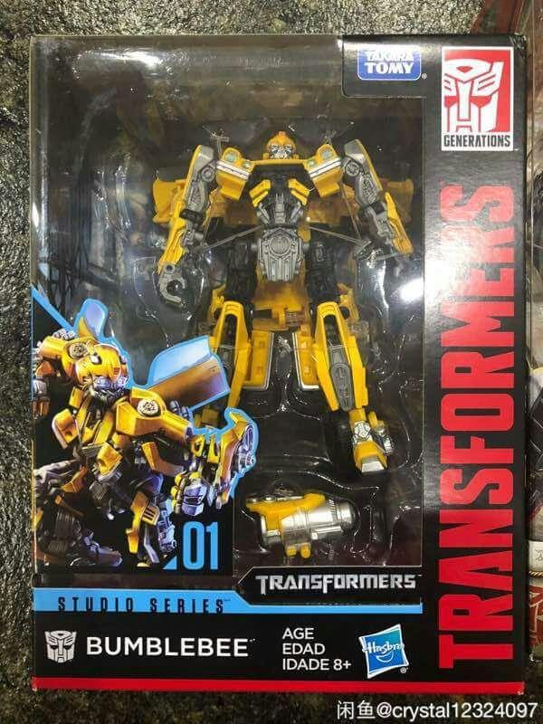 Takara Tomy Transformers STUDIO SERIES SS-01 Bumblebee Figure Japan