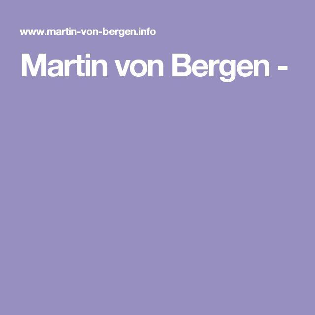 Martin von Bergen -