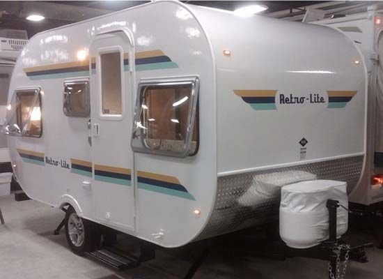 Retro Light Camp Trailers Cikira Retro Lite Small Travel Trailer Review Roaming Times