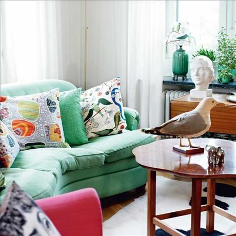 Scandinavian Chic: Scandinavian Design Classic: Josef Frank for Svenskt Tenn