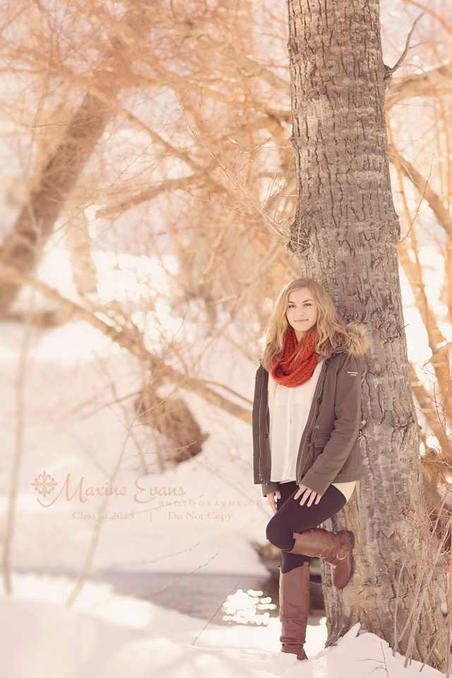 Senior Stunner! Mammoth High School. Class of 2013. www