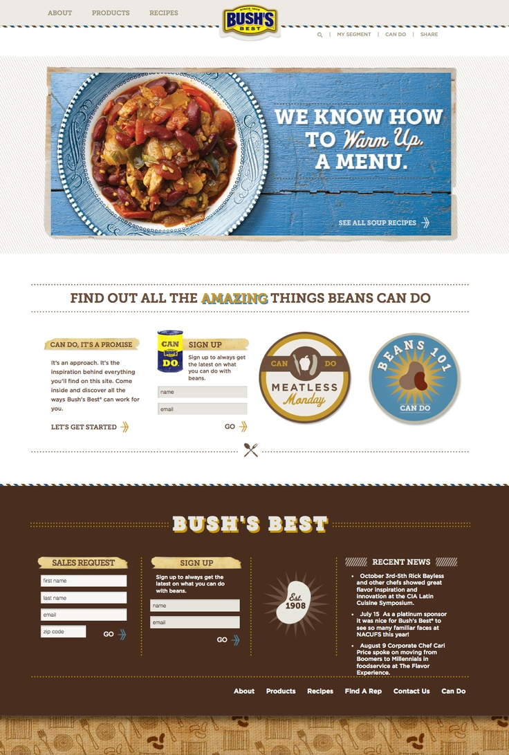 13 best Cool Homepage Designs images on Pinterest | Homepage design ...