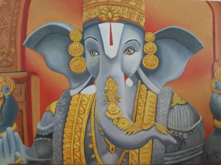 360 Best Ganesha Images On Pinterest: The 25+ Best Ganesha Painting Ideas On Pinterest