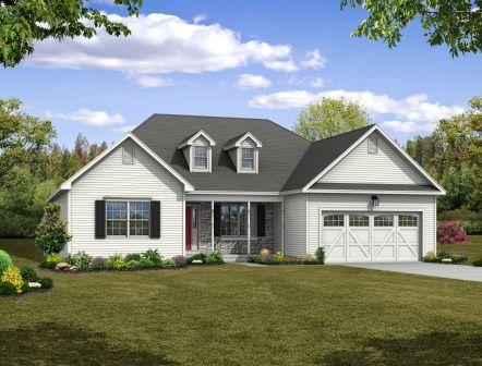 To be built Woodbury Floor Plan by Award Winning Lehigh Valley Home Builder - Tuskes Homes!  Country Chase offers one acre home sites, Nazareth School District and so much more!  Schedule your tour today!