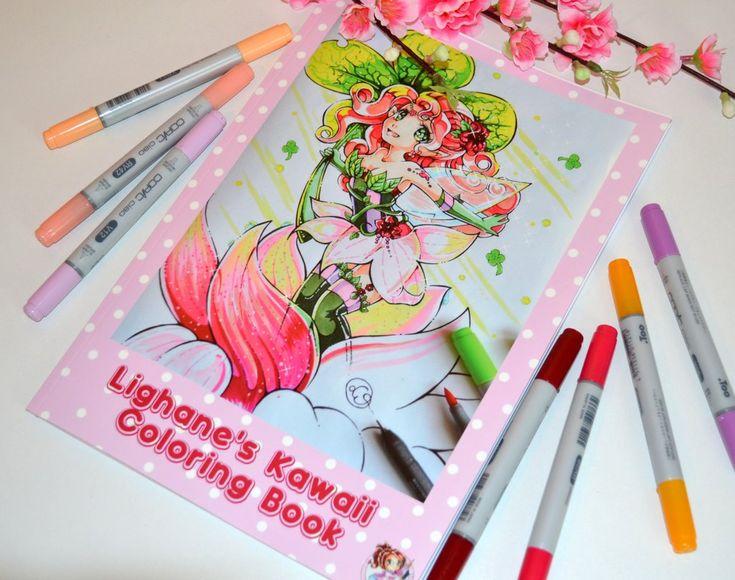 Coloring Book PDF Version By Lighanedeviantart On DeviantArt