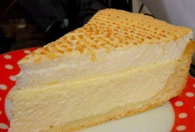 Tvarohový dort ,,Slzy anděla,,   NejRecept.cz