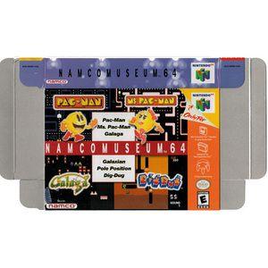 Namco Museum 64 - Empty N64 Box