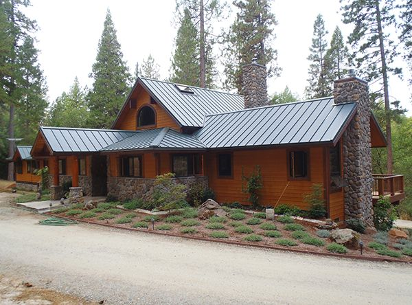 88 best images about asheville on pinterest house plans for Metal roof craftsman home
