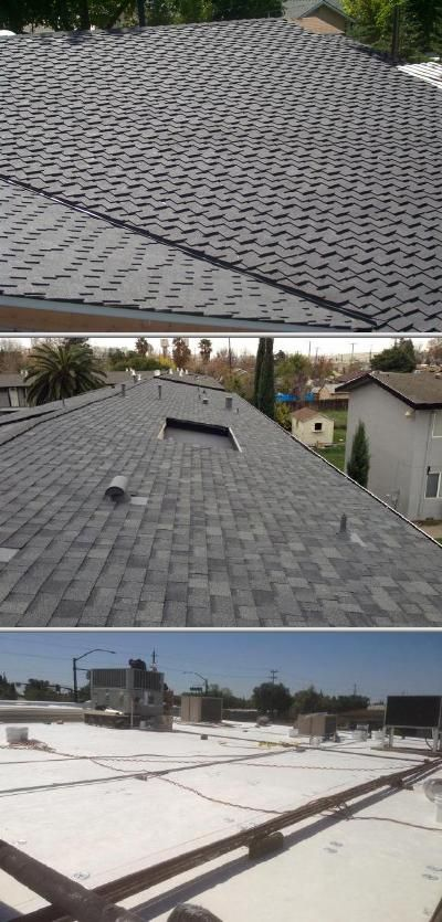 Get Professional Flat Roof Installation Services. They Also Offer Roof Leak  Repairs, Downspout And