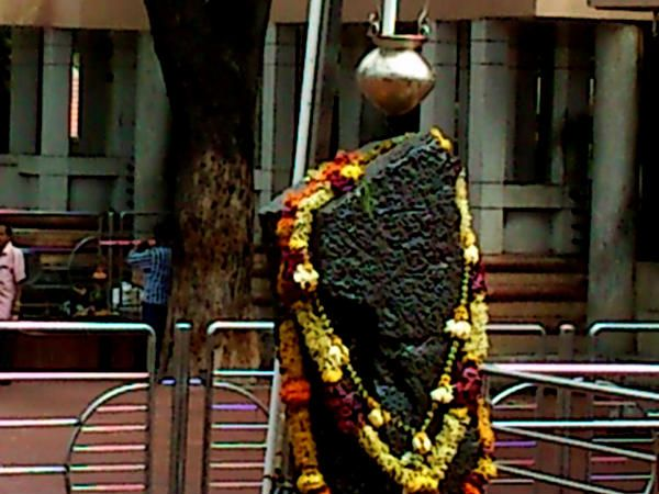 Shani Shingnapur – A City with No Doors!  Read more at: http://www.nativeplanet.com/travel-guide/shani-shingnapur-city-with-no-doors-000280.html
