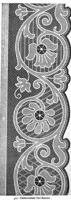 Resultado de imagen de dibujos para bordar tul