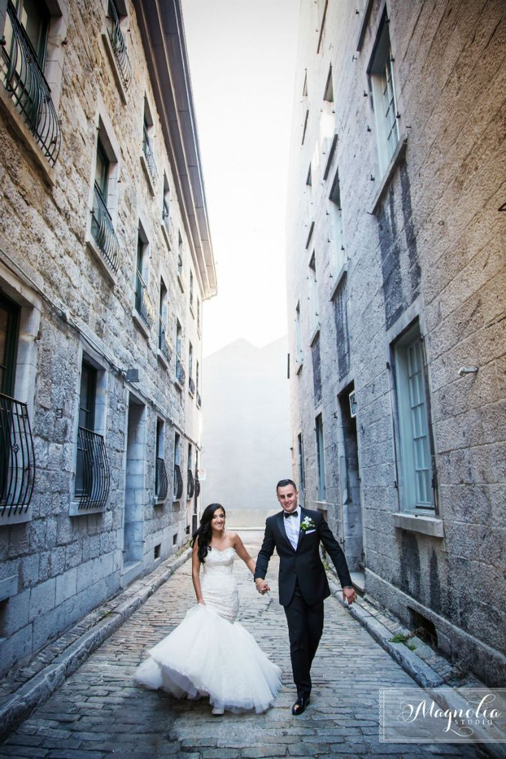 Urban Wedding Photography In Montreal Fairytale Www Elegantwedding Ca