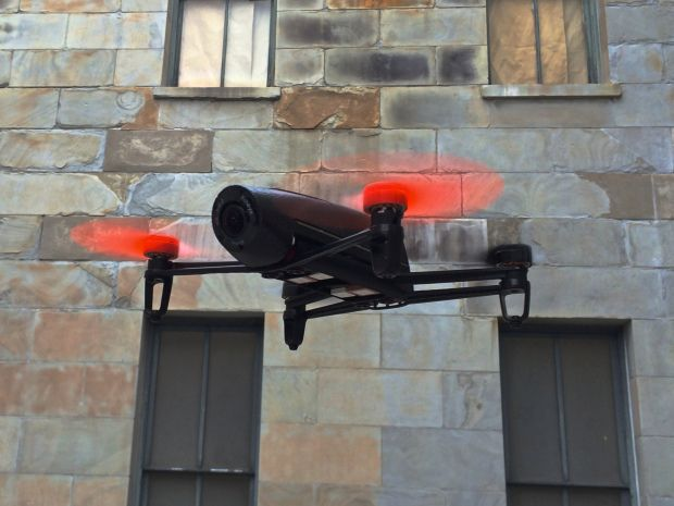 New Parrot Drone!