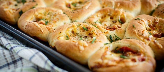 Pizzasnurrer recept | Smulweb.nl