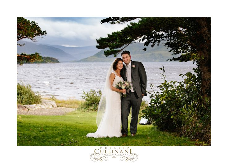 Massive congratulations to Katie O'Connor & Conor Kelly, we battled high winds and heavy seas. Thanks so much for letting me part of your special day. #kerry #killarney #weddingphotography #lakes #ireland