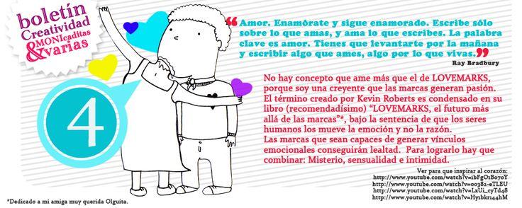¿La creatividad es un amor no correspondido? #yotambienquierosercreativa