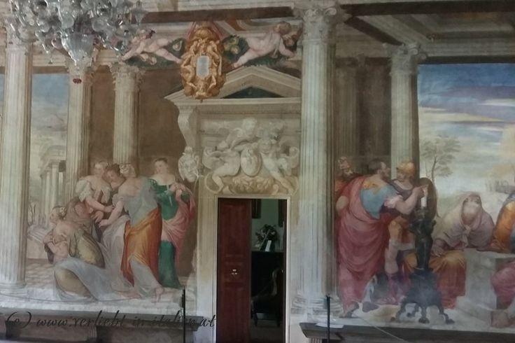 Castello di Thiene – nicht nur als Filmkulisse interessant