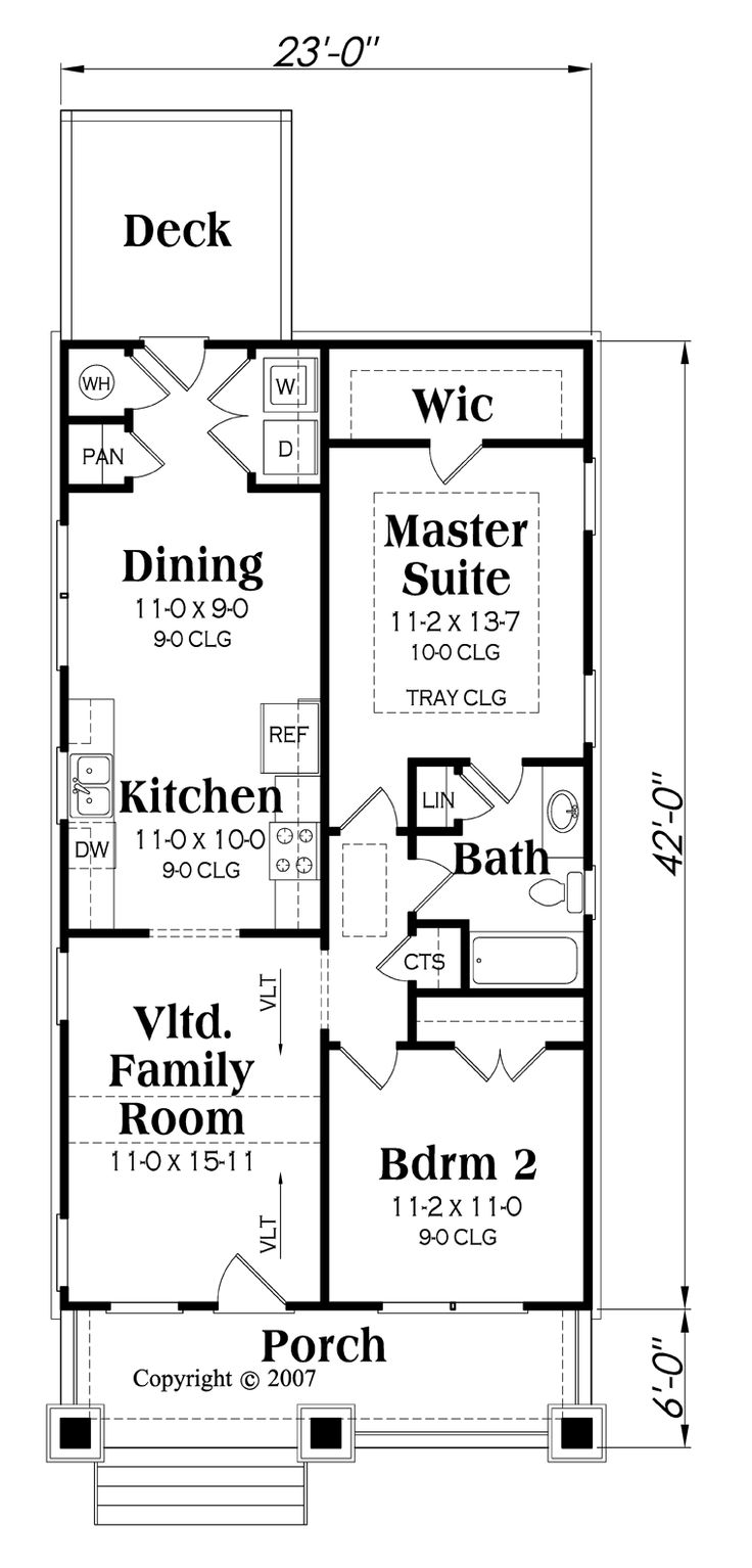91 best brown trail images on pinterest house floor plans small ranch house plan 72618