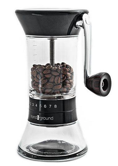 Handground Precision Coffee Grinder Details