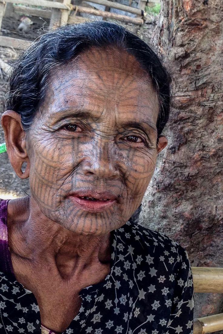 Mrauk U – The Temples and Tribal Tattooed Women of Western Myanmar
